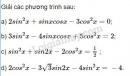 Bài 4 trang 37 SGK Đại số và Giải tích 11