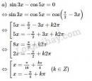 Bài 7 trang 29 SGK Đại số và Giải tích 11