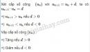 Câu 1 trang 107 SGK Đại số và giải tích 11
