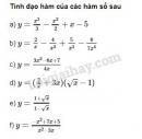 Câu 1 trang 176 SGK Đại số và giải tích 11