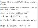Câu 10 trang 108 SGK Đại số và giải tích 11
