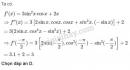 Câu 11 trang 177 SGK Đại số và giải tích 11