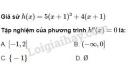 Câu 12 trang 177 SGK Đại số và giải tích 11