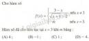 Bài 14 trang 144 SGK Đại số và Giải tích 11