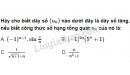Câu 15 trang 108 SGK SGK  Đại số và giải tích 11