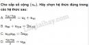 Câu 18 trang 109 SGK SGK  Đại số và giải tích 11