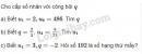 Bài 2 trang 103 SGK Đại số và Giải tích 11