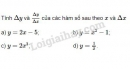 Bài 2 trang 156 SGK Đại số và Giải tích 11