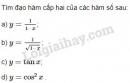Bài 2 trang 174 sách giáo khoa Đại số và Giải tích 11