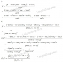 Bài 2 trang 176 SGK Đại số và Giải tích 11