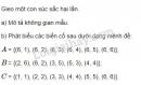 Bài 2 trang 63 sgk đại số và giải tích 11