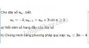 Bài 2 trang 92 SGK Đại số và Giải tích 11