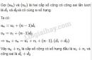 Câu 3 trang 107 SGK Đại số và giải tích 11