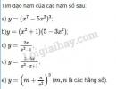 Bài 3 trang 163 SGK Đại số và Giải tích 11
