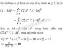 Bài 3 trang 58 SGK Đại số và Giải tích 11