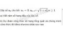 Bài 3 trang 92 SGK Đại số và Giải tích 11