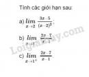 Bài 4 trang 132 SGK Đại số và Giải tích 11