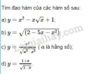 Bài 4 trang 163 sách giáo khoa Đại số và Giải tích 11