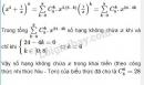 Bài 4 trang 58 SGK Đại số và Giải tích 11