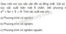 Bài 4 trang 74 SGK Đại số và Giải tích 11