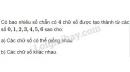 Bài 4 trang 76 SGK Đại số và Giải tích 11