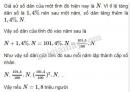 Bài 5 trang 104 sgk toán 11