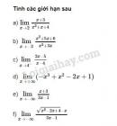 Bài 5 trang 142 SGK Đại số và Giải tích 11