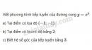 Bài 5 trang 156 SGK Đại số và Giải tích 11