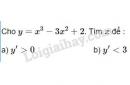 Bài 5 trang 163 sách giáo khoa Đại số và Giải tích 11