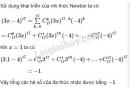 Bài 5 trang 58 SGK Đại số và Giải tích 11