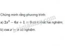 Bài 6 trang 141 SGK Đại số và Giải tích 11