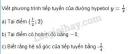 Bài 6 trang 156 SGK Đại số và Giải tích 11