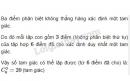 Bài 6 trang 55 SGK Đại số và Giải tích 11