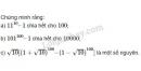 Bài 6 trang 58 SGK Đại số và Giải tích 11