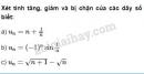 Bài 7 trang 107 SGK Đại số và Giải tích 11