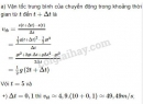 Bài 7 trang 157 sách giáo khoa Đại số và Giải tích 11