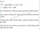 Bài 7 trang 77 SGK Đại số và Giải tích 11