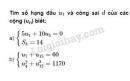 Bài 8 trang 107 SGK Đại số và Giải tích 11