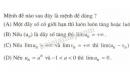 Bài 9 trang 143 SGK Đại số và Giải tích 11