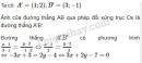 Bài 1 trang 11 SGK Hình học 11