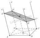 Bài 1 trang 71 sách giáo khoa hình học lớp 11