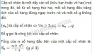 Câu 10 trang 178 SGK Đại số và giải tích 11
