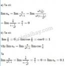 Bài 11 trang 180 SGK Đại số và giải tích 11