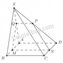 Bài 12 trang 80 sách giáo khoa hình học 11
