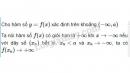 Câu 13 trang 178 SGK Đại số và giải tích 11