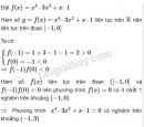 Bài 15 trang 181 SGK Đại số và giải tích 11