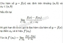 Câu 16 trang 178 SGK Đại số và giải tích 11