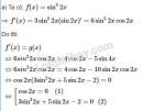 Bài 16 trang 181 SGK Đại số và giải tích 11