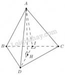 Bài  2 trang 104 SGK Hình học 11