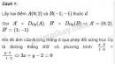 Bài 2 trang 11 SGK Hình học 11